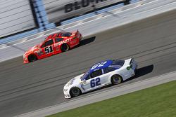 Timmy Hill and Justin Allgaier, HScott Motorsports Chevrolet