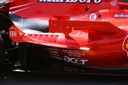 Scuderia Ferrari, use a different tone of paint from this weekend