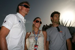 David Coulthard, Red Bull Racing and Mark Webber, Red Bull Racing