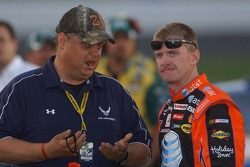 Fatback McSwain and Jeff Burton