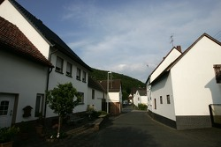 The quiet town of Herschbroich