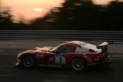 #3 Zakspeed Racing Dodge Viper GTS-R: Christophe Bouchut, Patrick Simon, Tom Coronel, Duncan Huisman