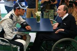 Alexander Wurz, Williams F1 Team, Sir Frank Williams, WilliamsF1 Team, Team Chief, Managing Director, Team Principal
