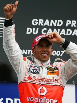Первое место - Льюис Хэмилтон, McLaren Mercedes