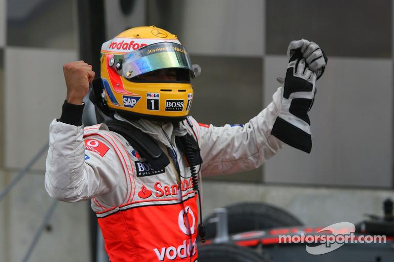 2- Gran Premio de Estados Unidos 2007, McLaren