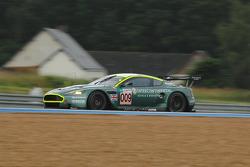 #007 Aston Martin Racing Aston Martin DBR9: Tomas Enge, Peter Kox, Johnny Herbert
