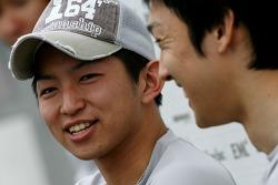 Kohei Hirate, Test Pilotu, Toyota F1 Team