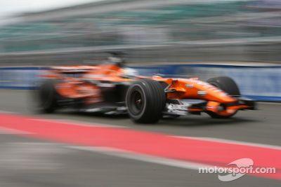 Silverstone Haziran testi