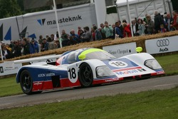 David Leslie, Aston Martin AMR1 1989