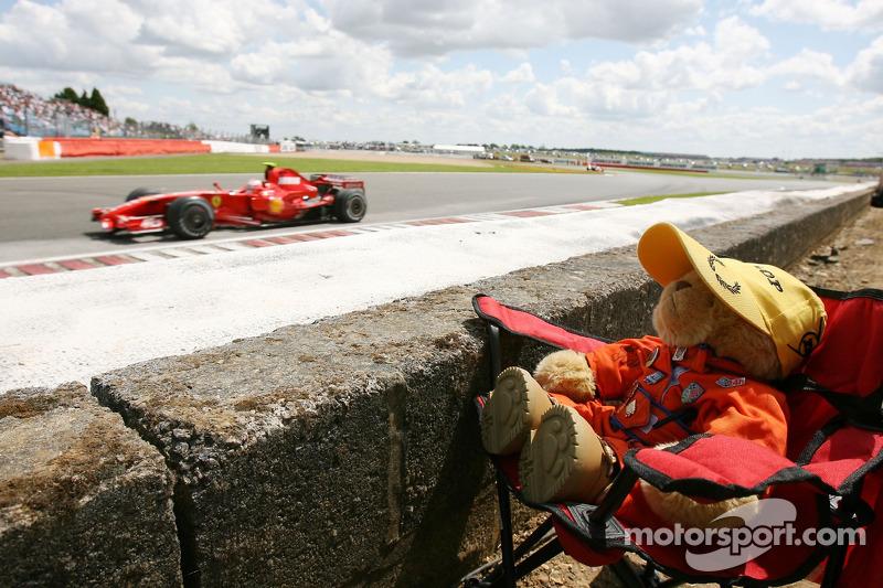 2007: Kimi Raikkonen, Scuderia Ferrari, F2007