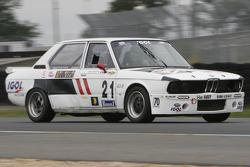 21-Jean-Luc Augey/Claire Augey-BMW 528