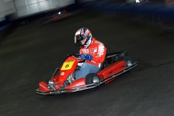Go-kart event: Casey Stoner