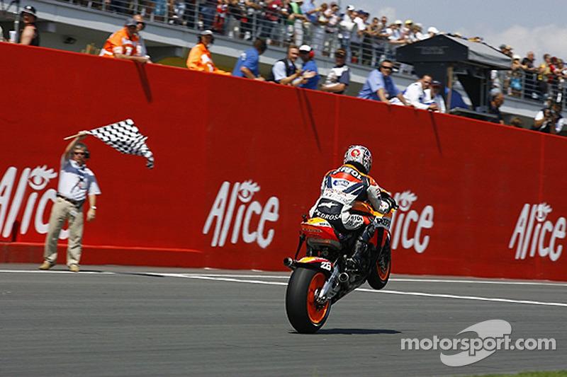 2007 Dani Pedrosa, Honda