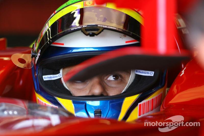 Феліпе Масса, Scuderia Ferrari