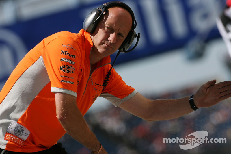 Механік Spyker F1 Team