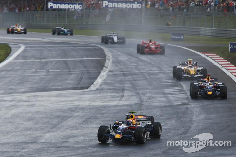 Марк Веббер, Девід Култхард, Red Bull Racing, RB3
