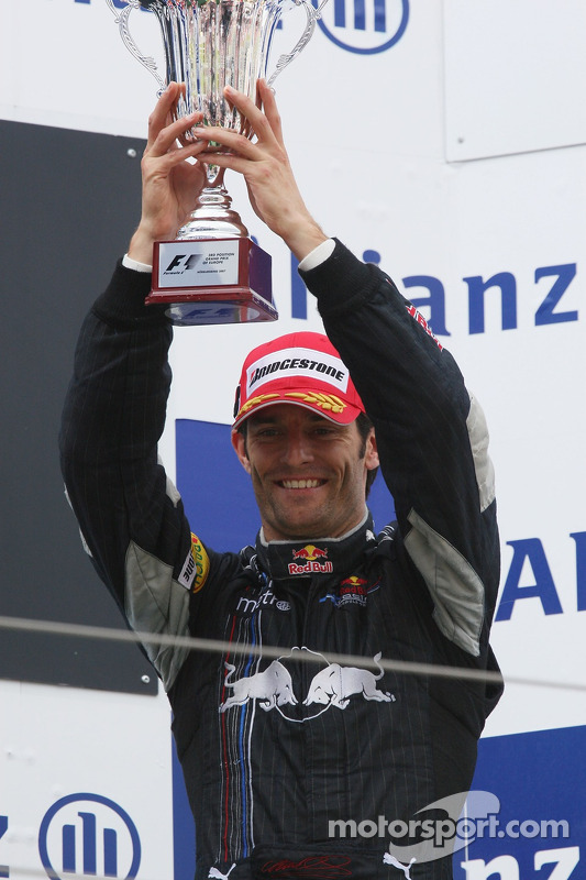 3. Mark Webber, Red Bull Racing