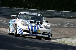 #28 Bill Cameron Porsche 996: Barry Horne, Marino Franchitti