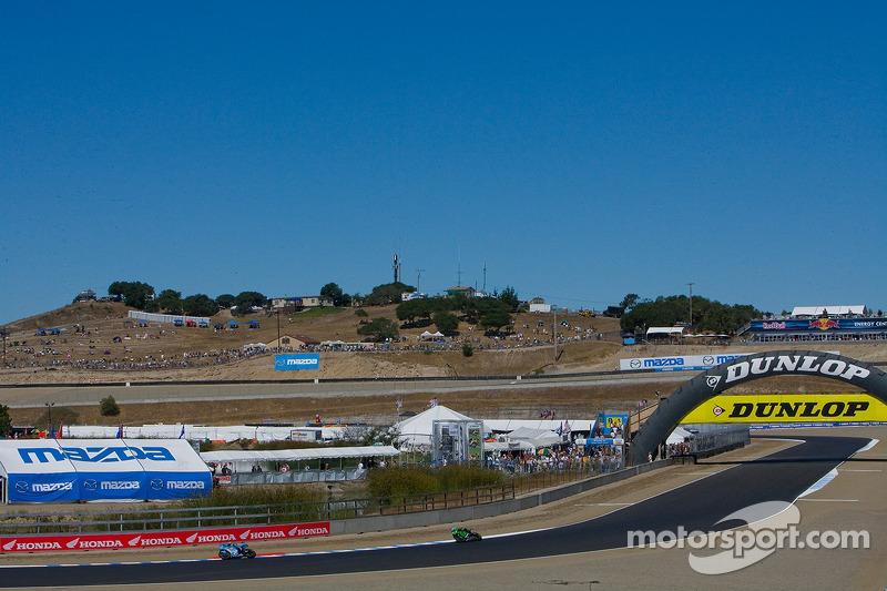 Laguna Seca'yı Formula 1'de görme şansımız: Sıfır