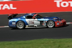 #116 Signa Motorsport Dodge Viper Comp. Coupé: Patrick Chaillet, Laurent Nef, Christophe Geoffroy