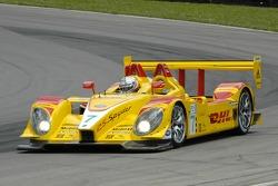 #7 Penske Motorsports Porsche RS Spyder: Romain Dumas, Timo Bernhard