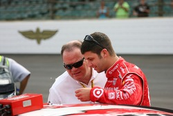 Chip Ganassi and Reed Sorenson