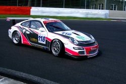 #118 Trackspeed Racing Porsche 997 GT3 Cup: David Ashburn, Martin Rich, Johnny Lang, Luke Hines