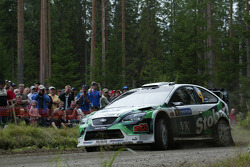Jari-Matti Latvala and Miikka Anttila