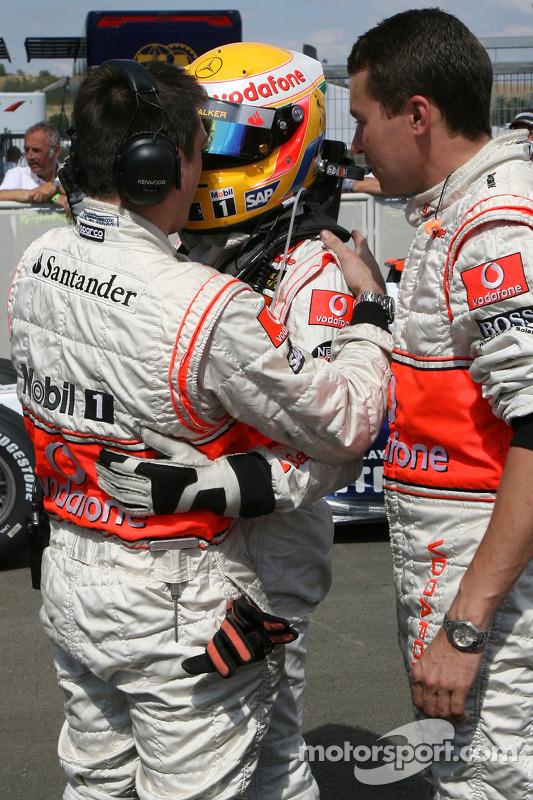 Льюіс Хемілтон, McLaren Mercedes