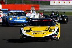 #73 Luc Alphand Aventures Corvette C5.R: Jean-Luc Blanchemain, Sébastien Dumez, Vincent Vosse