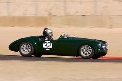 Jim Philion, 1959 MGA Twin Cam