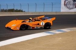 Mike Dunkel, 1972 McLaren M8F