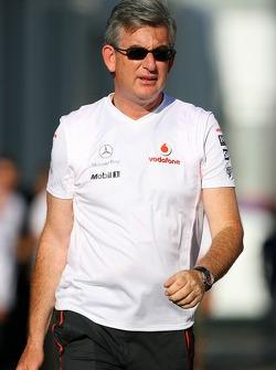 Экрем Сами, глава McLaren Marketing