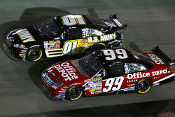 Carl Edwards and Aric Almirola