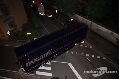Test à Monza en août