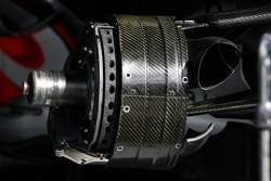 McLaren Mercedes Team brake system