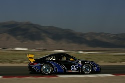 #67 TRG Porsche GT3 Cup: Peter Ludwig, Quentin Wahl, John Mayes