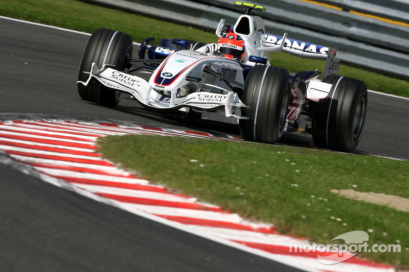 #10: Robert Kubica, BMW Sauber F1 Team, F1.07