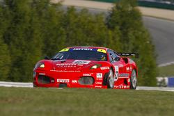 #63 Scuderia Ecosse Ferrari 430 GT2: Chris Niarchos, Andrew Kirkaldy