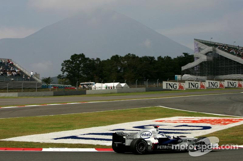#9: Nick Heidfeld, BMW Sauber F1 Team, F1.07