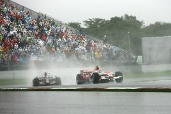 Anthony Davidson, Super Aguri F1 Team, Sebastian Vettel, Scuderia Toro Rosso