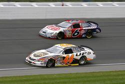David Ragan and Dale Jarrett