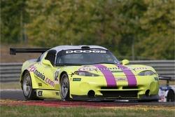 #102 Red Racing Chrysler Viper GTSR: Sébastien Carcone, Thierry Prignaud, Nicolas Maillet Avenel