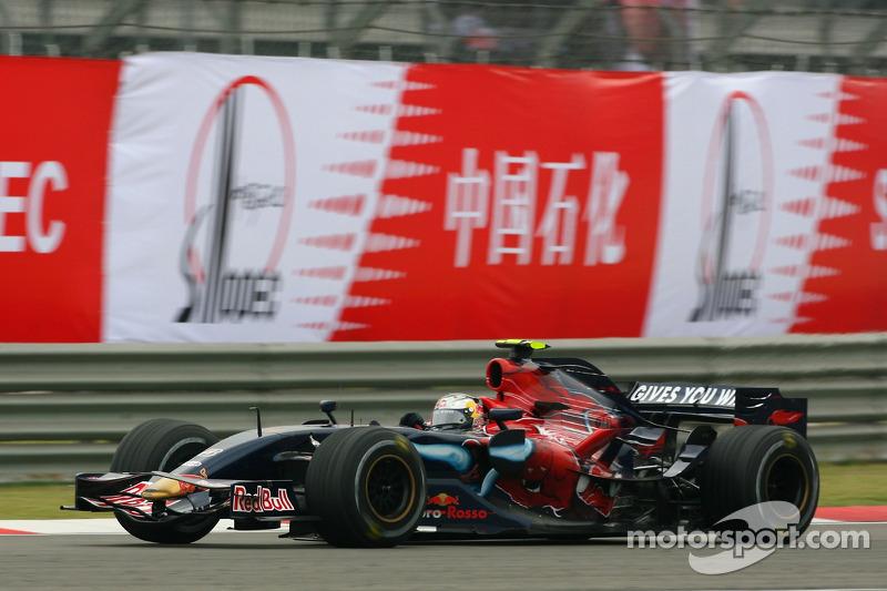 #19 : Sebastian Vettel, Toro Rosso STR2