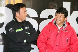 Kamasaki team members