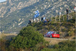 Sébastien Loeb and Daniel Elena, Citroen Total WRT, Citroen C4 WRC