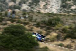 Chris Atkinson and Stéphane Prévot, Subaru WRT Subaru Impreza 2007 WRC