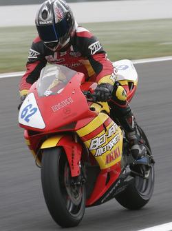 71-Mauro Sanchini-Honda CBR 600-Intermoto Czech