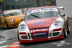 Marc Cini - Hallmarc Racing