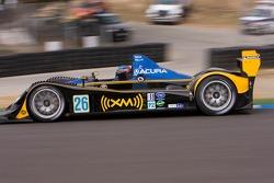 #26 Andretti Green Racing Acura ARX-01a Acura: Bryan Herta, Tony Kanaan